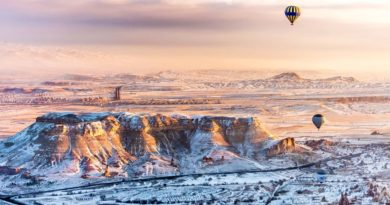 TRAVEL GUIDE FOR YOUR CAPPADOCIA TOUR